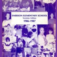 Emerson Elementary School 1986-1987