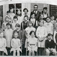 Sparksville, 3rd School, Rm III - from Paul Carr, bw 7.79x3.29