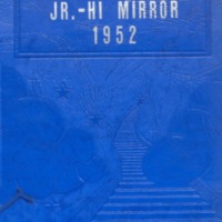 Jr.-Hi Mirror 1951-1952