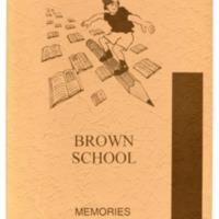 Margaret R. Brown Elementary School Yearbook 1996-97