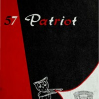 Shields High School Yearbook 1957