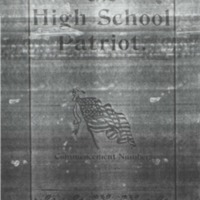 Shields High School Yearbook 1902