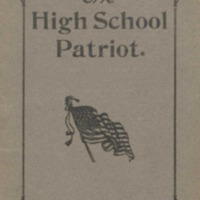 The High School Patriot. Commencement Annual 1903