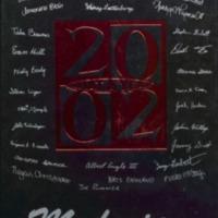 Medora High School Yearbook 2001-2002