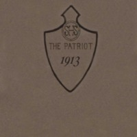 Shields High School Yearbook 1913