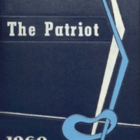 Seymour High School Yearbook 1960