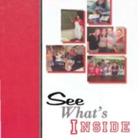 Medora High School Yearbook 2007-2008