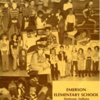 Emerson Elementary Yearbook 1981-1982