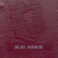 Jr.-Hi Mirror 1948-49
