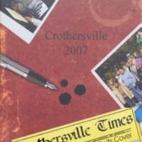 Crothersville High School Yearbook 2007