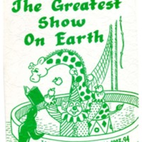 The Greatest Show on Earth Jackson Elementary 1993-94