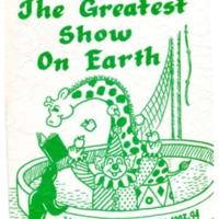 The Greatest Show on Earth Jackson Elementary 1993-94