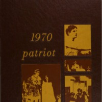 Seymour High School Yearbook 1970