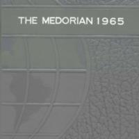 Medora High School Yearbook 1964-1965