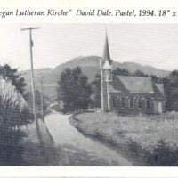 Wegan Lutheran Church - from Garvin Jennings