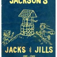 Jackson's Jacks & Jills 1981-1982