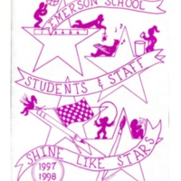 Emerson Elementary Yearbook 1997-1998