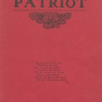 The High School Patriot - Commencement Number 1906