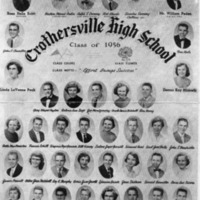 Crothersville High School, Class of 1956