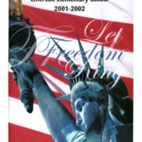 Emerson Elementary School 2001-2002 Let Freedom Ring