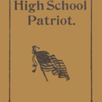 Shields High School Yearbook 1904