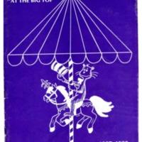 "Jackson School ""At the Big Top"" 1987-1988"