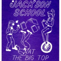 Jackson School At the Big Top 1991-1992