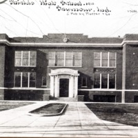 Shields High School 1910 Seymour