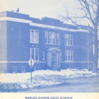 Shields Junior High School 1976-1977