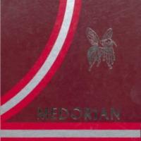 Medora High School Yearbook 1981-1982