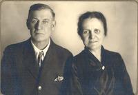 Ernest and Elizabeth Miller Kasting.